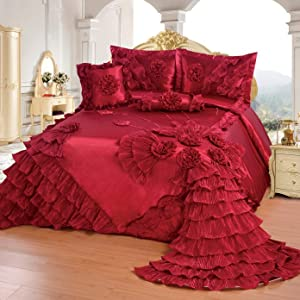 wedding comforter set