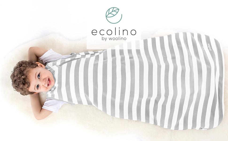 1-3T Baby Sleeping Bag Kids Lightweight Cotton Sleep Bag Wearable Blankets
