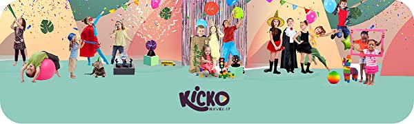Kicko Noise Putty Slimes