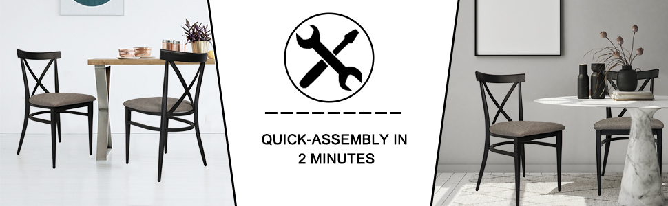 quick assembly