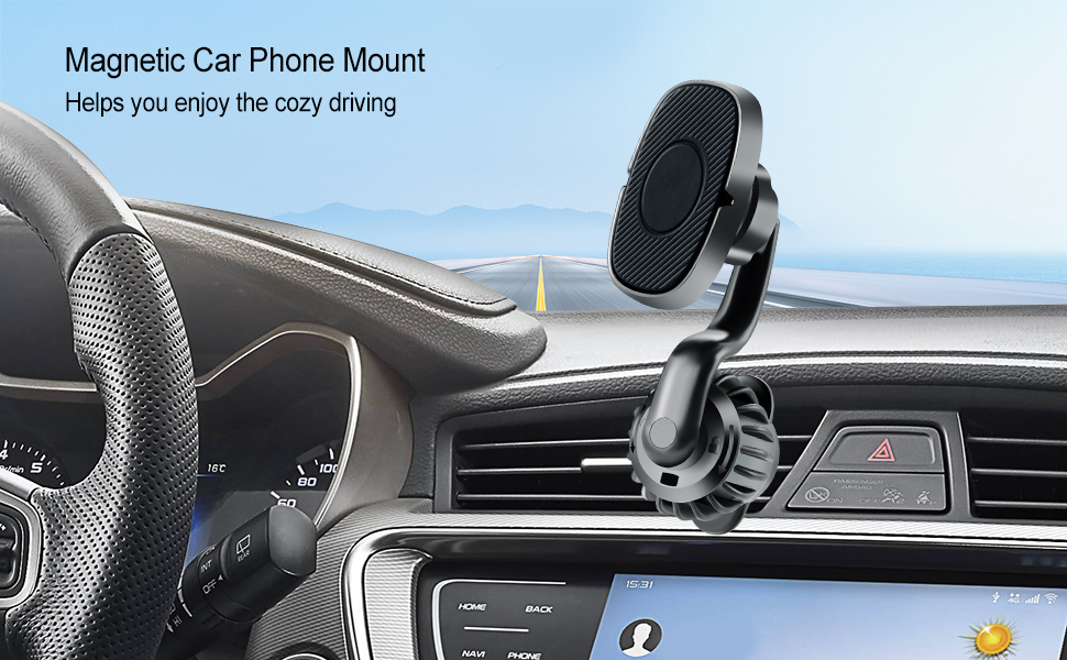 magnetic phone mount 01