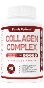Amazon.com: Premium Multi Collagen Peptides Capsules