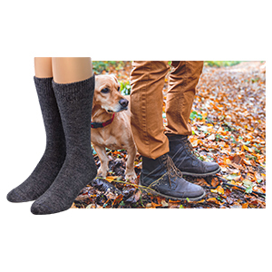hypoallergenic wool warrior alpaca socks