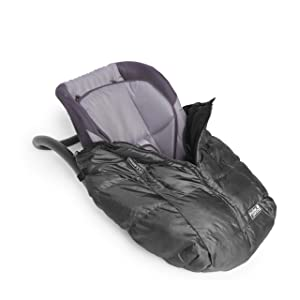 carrier, gear, baby, cold, winter, vegan, stroller, car seat, cover, poncho, 7 am, bunting, Enfant