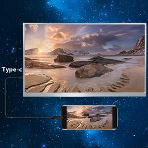USB-C gaming monitor