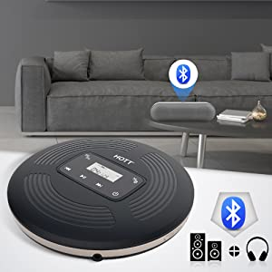 Bluetooth CD player