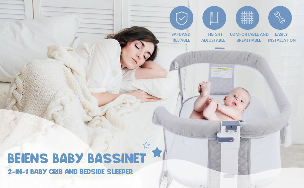 baby bassinet a+1