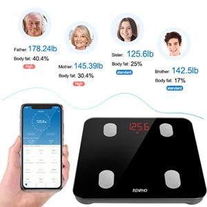 Bluetooth Body Fat Scale