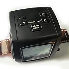 DIGITNOW! 22MP Escáner de Negativos y Diapositivas