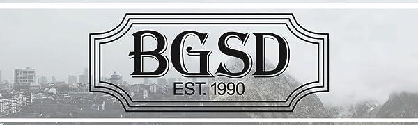 BGSD Banner Logo