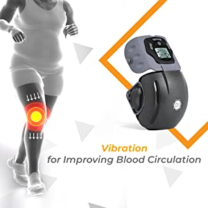 knee massager with vibration