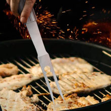 stainless steel grilling bbq accessories set