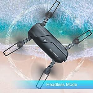 headless mode drone