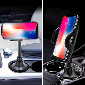 Universal Cup Holder Phone Mount for Car