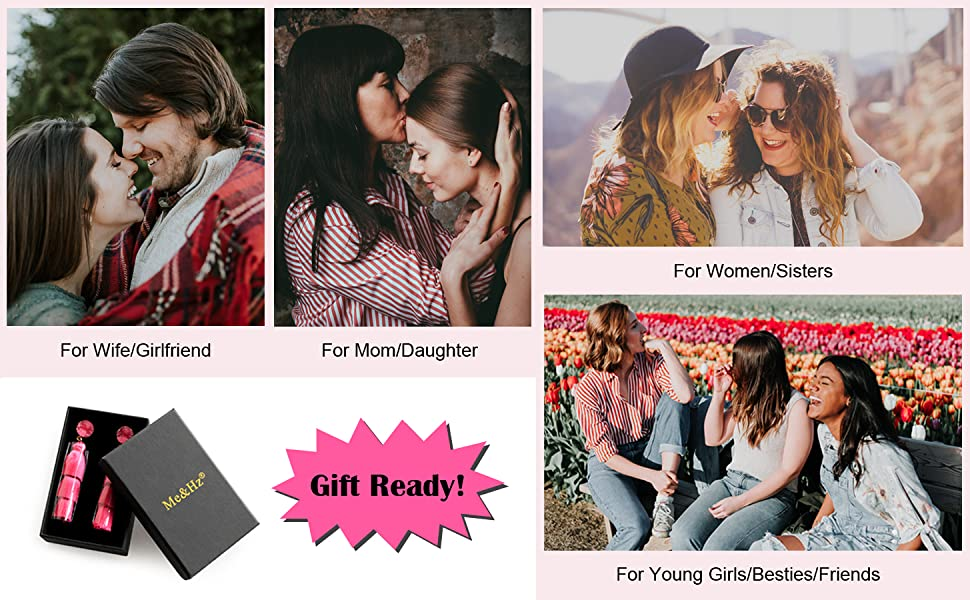 Gift for mother daughter wife girlfriend best friends and teen girls