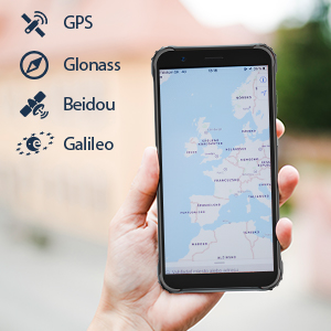 outdoor smartphone gps