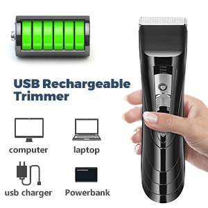 cordless clippers for men Frcolor 6