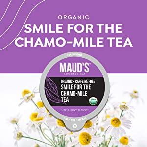 Organic Chamomile Lavender Tea