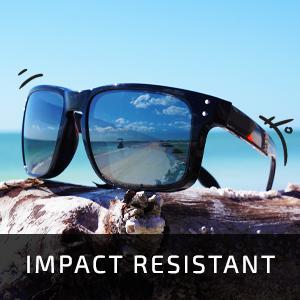 Impact Resistant Fuse Lenses