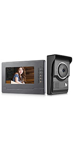 70N-L+ video door phone