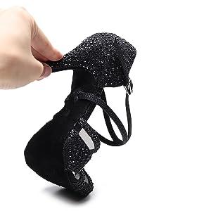 Shoe softness