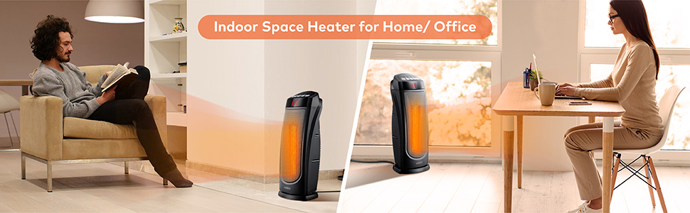 space heater for office home