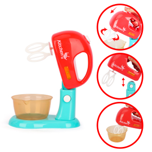 Juguetes de Cocina Accesorios para Ni/ños electrodom/éstico con Licuadora Tostadora,Frutas LBLA Juguetes de Electrodom/ésticos de Cocina Juego de Roles de Cocina