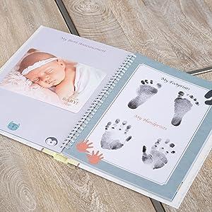 footprint page