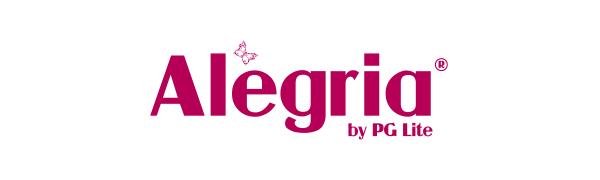 Alegria by PG Lite logo