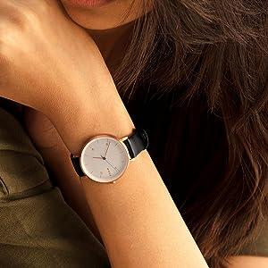 wode watch, premium women watch