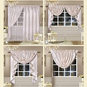 window valance in different size