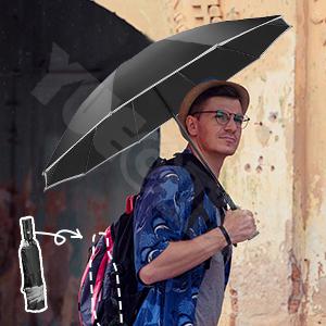 Ombrellone turistico