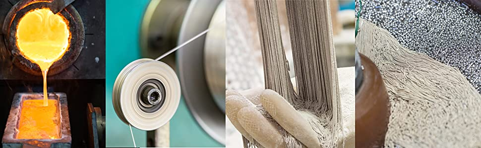 Manufacture Process in Italy