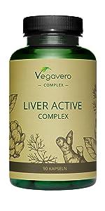 Cardo Mariano Vegavero® | 365 Cápsulas | La Dosis Más Alta: 840 mg ...