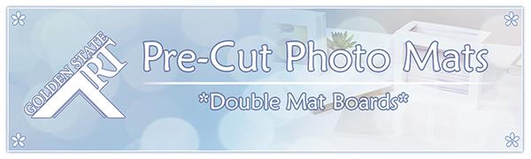 golden state art logo pre cut photo mat double matte boards
