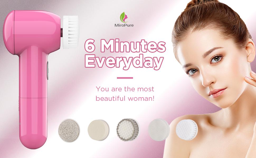 Wonderful Facial Cleansing Brush