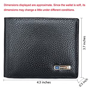 Anti-Lost Wallet with Alarm