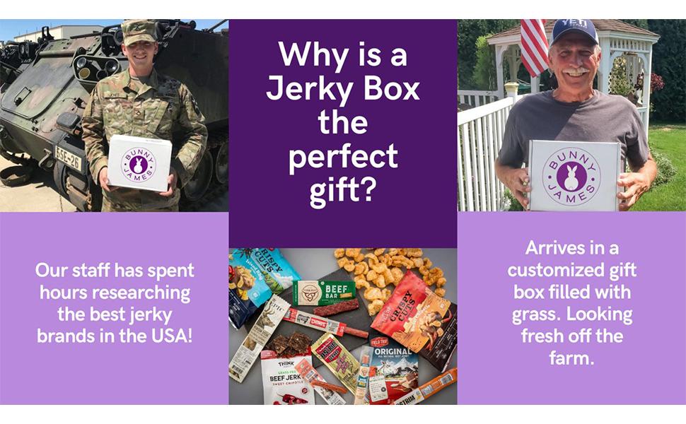 Valentine's Jerky 12 Box