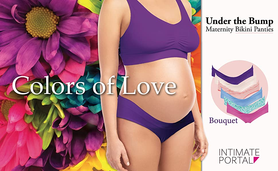 Intimate Portal Under Bump Maternity Knickers