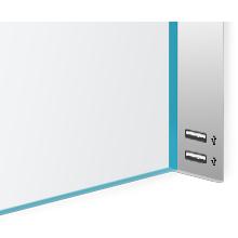 USB Ladestation am Spiegel