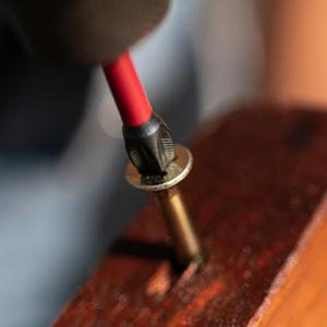 FB 2 Stück Endhülsen Endkappen 4mm für Bremszug pink