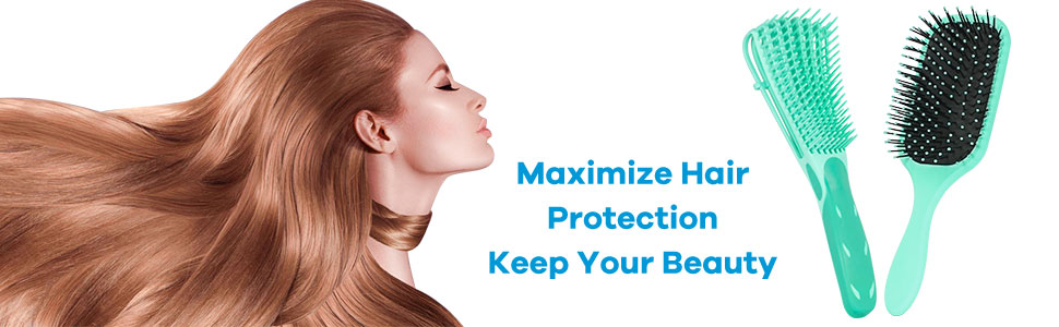 hair protection brushes