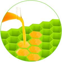 moules à glaçons en silicone