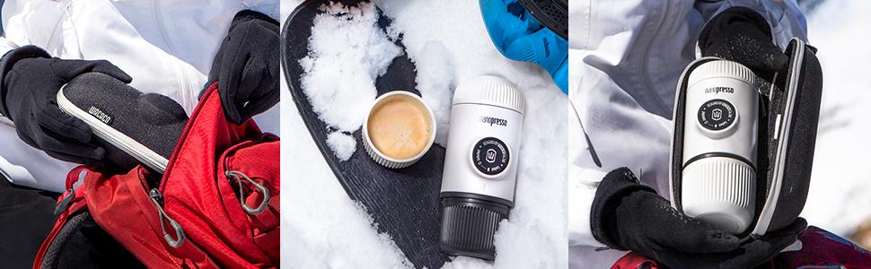portable espresso maker
