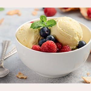 fibre per gelato inulina fos