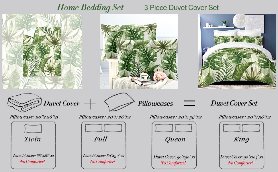duvet cover set bedding