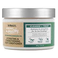 hydrating and strengthening deep conditioner