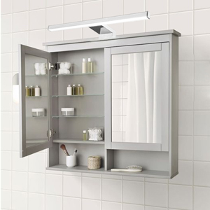 Azhien LED Mirror Light 5W 400LM Bathroom Mirror Lamp