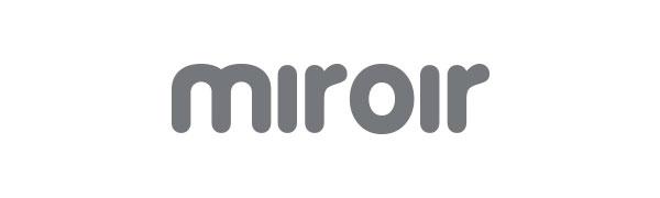 Miroir Logo