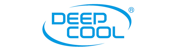 DEEP COOL TF120S WH Ventilateur Blanc de 120 mm Pression dair sup/érieure de 10/% et d/ébit dair sup/érieur de 15/% ailettes de Ventilateur /à Double Couche 500~1800 TR//Min /± 10/%
